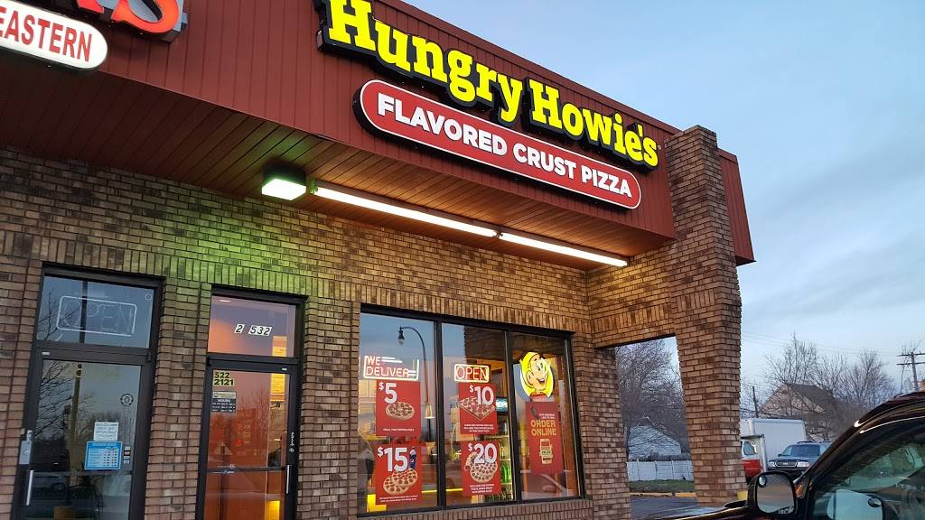 Hungry Howies Pizza | meal delivery | 28532 Ford Rd, Garden City, MI 48135, USA | 7345222121 OR +1 734-522-2121