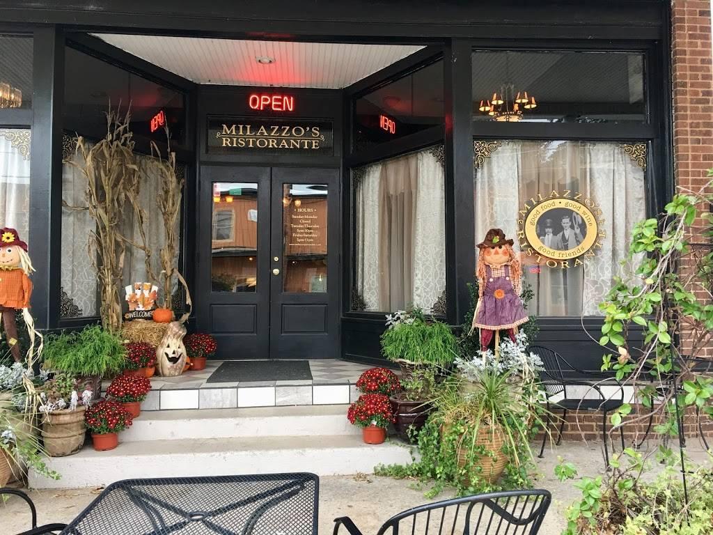 Casa & Co Milazzo milazzo's ristorante - restaurant   2001 main st, porterdale