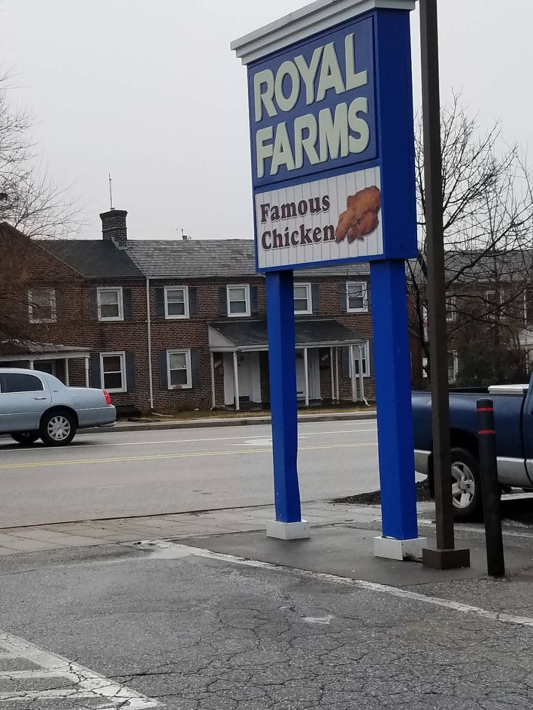 Royal Farms Meal Takeaway 5232 Harford Rd Baltimore Md 21214 Usa