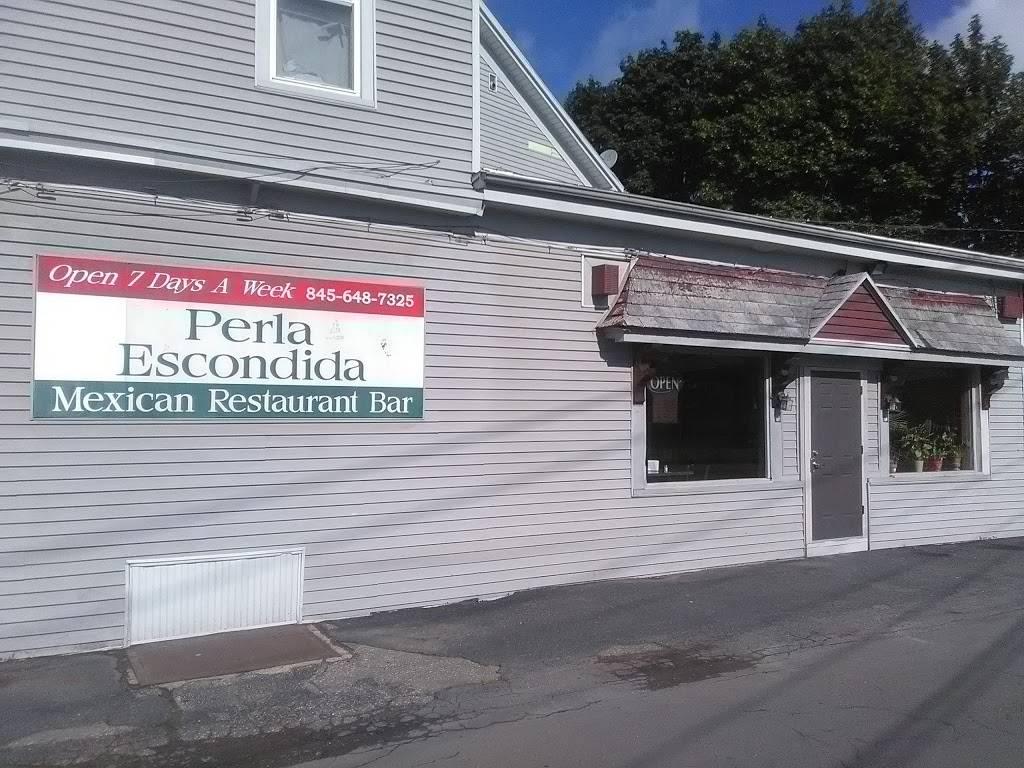 Perla Escondida Mexican Restaurant | restaurant | 133 Wickham Ave, Middletown, NY 10940, USA | 8456487325 OR +1 845-648-7325