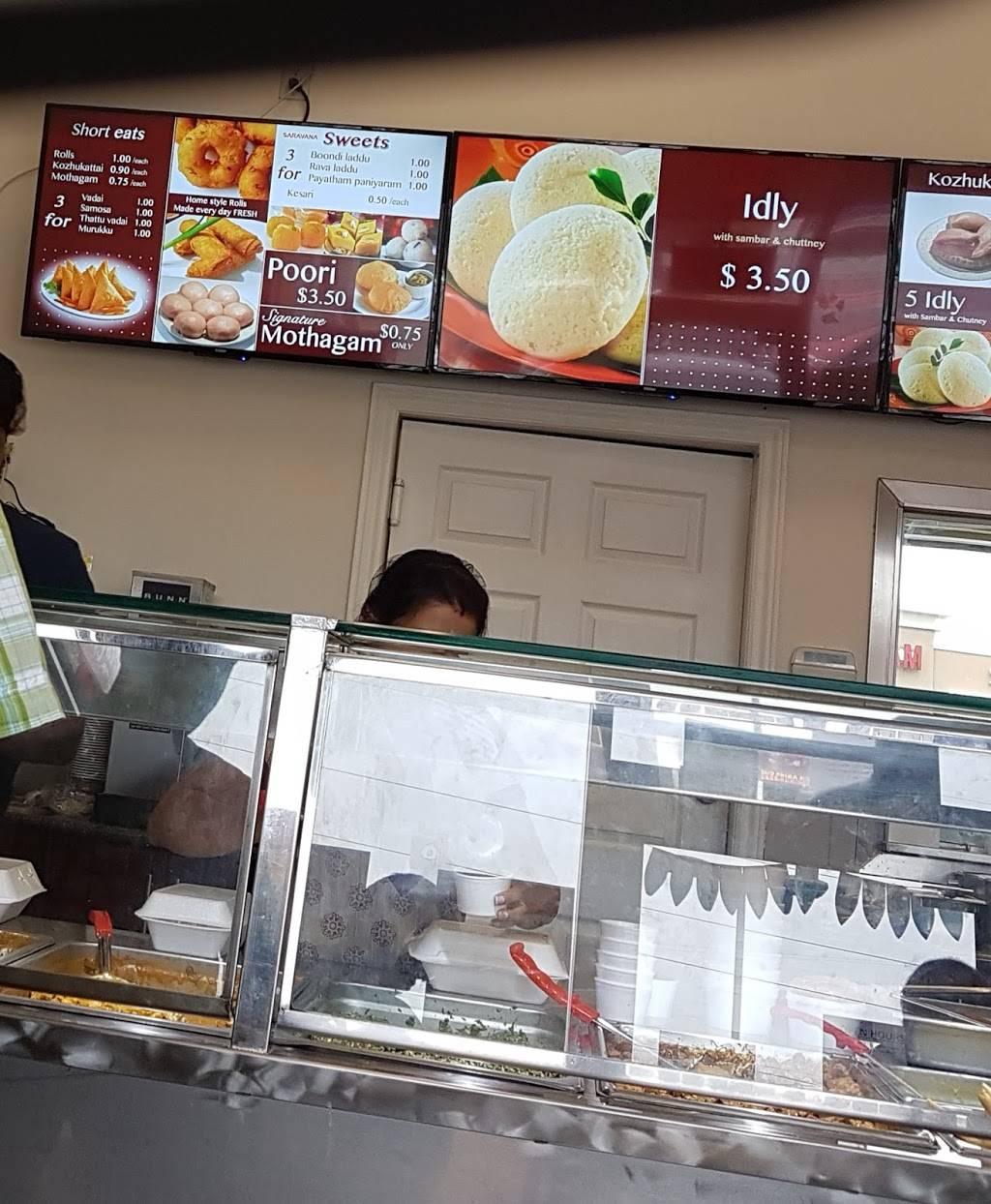 Saravana | restaurant | 2761 Markham Rd #28, Scarborough, ON M1X 0A4, Canada | 4165466037 OR +1 416-546-6037