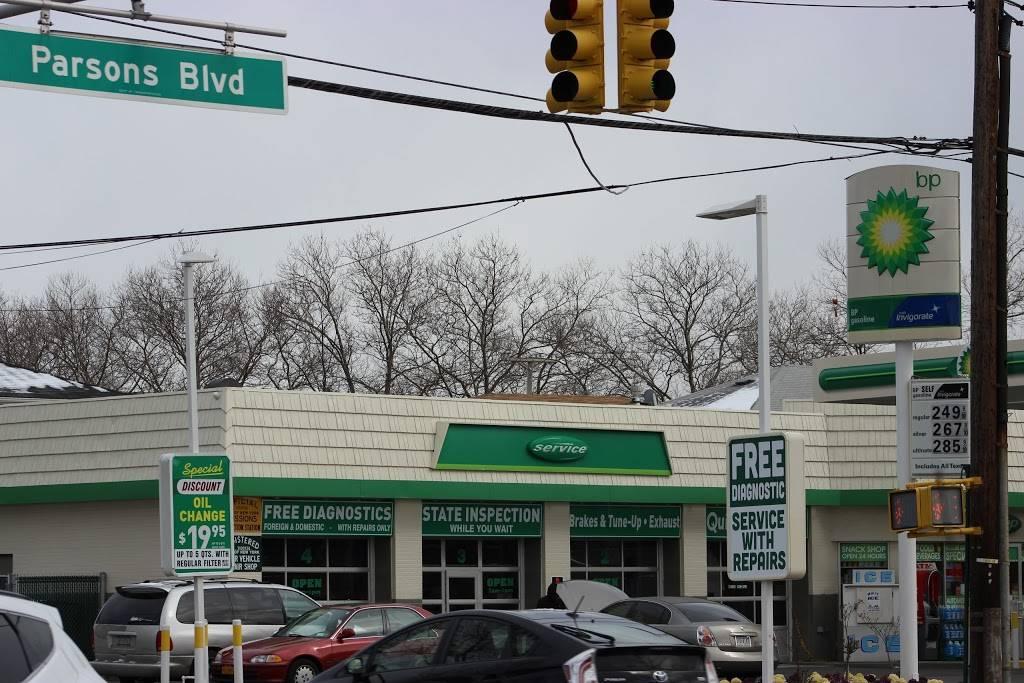 BP | restaurant | 73-15 Parsons Blvd, Flushing, NY 11366, USA | 7183806484 OR +1 718-380-6484