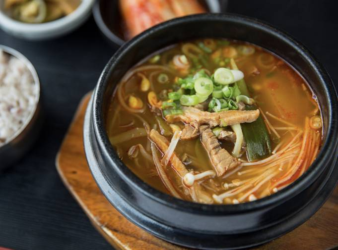 Sambong Naengmyun   restaurant   3330 Satellite Blvd suite 3, Duluth, GA 30096, USA   4705695995 OR +1 470-569-5995