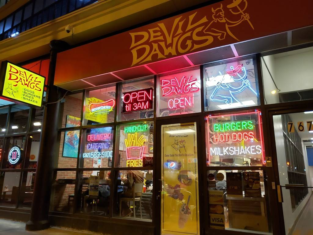 Devil Dawgs on State   restaurant   767 S State St, Chicago, IL 60605, USA   3125839100 OR +1 312-583-9100