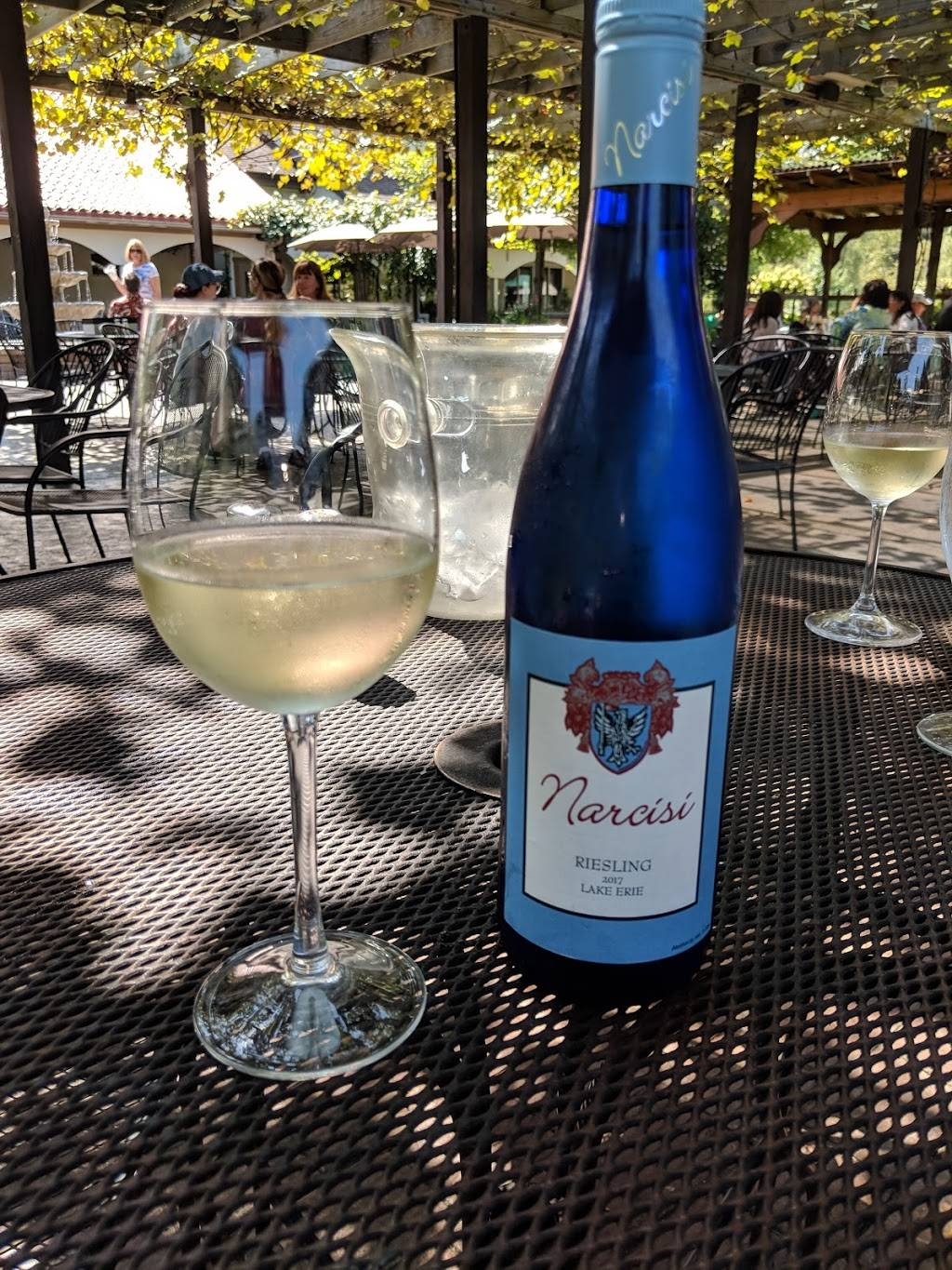 Narcisi Winery | restaurant | 4578 Gibsonia Rd, Gibsonia, PA 15044, USA | 7244444744 OR +1 724-444-4744