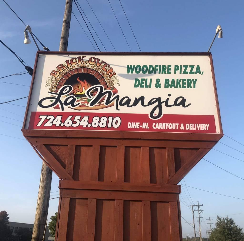 La mangia | restaurant | 811 Moravia St, New Castle, PA 16101, USA | 7246548810 OR +1 724-654-8810