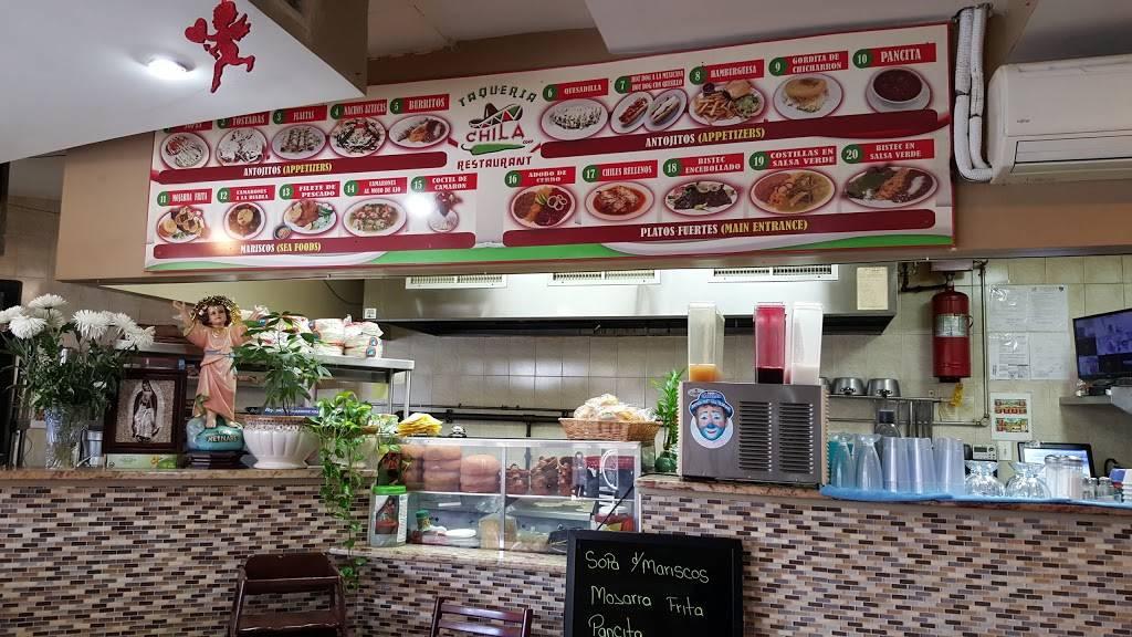 Taqueria Chila | restaurant | 86-28 Roosevelt Ave, Jackson Heights, NY 11372, USA | 7187794685 OR +1 718-779-4685