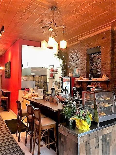American Vegan | restaurant | 612 Vanderbilt Ave, Brooklyn, NY 11238, USA | 3475339446 OR +1 347-533-9446