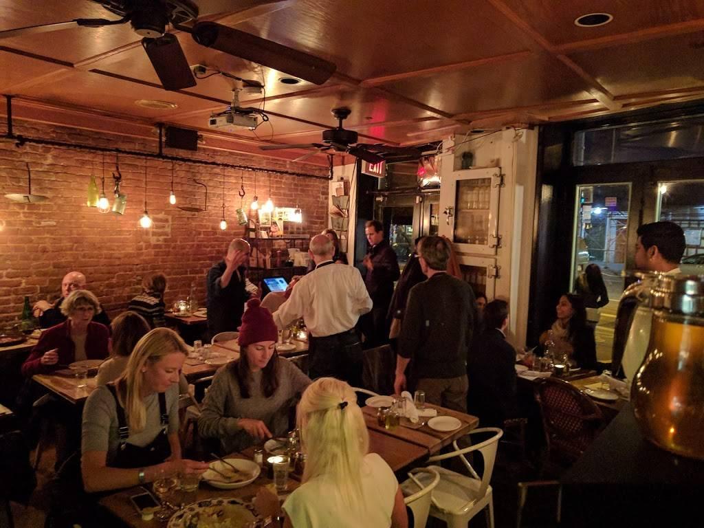Wild | restaurant | 535 Hudson St, New York, NY 10014, USA | 2129292920 OR +1 212-929-2920