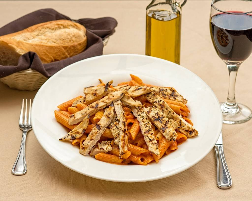Caffe Capri | restaurant | 119 Park Ave, East Rutherford, NJ 07073, USA | 2014601039 OR +1 201-460-1039