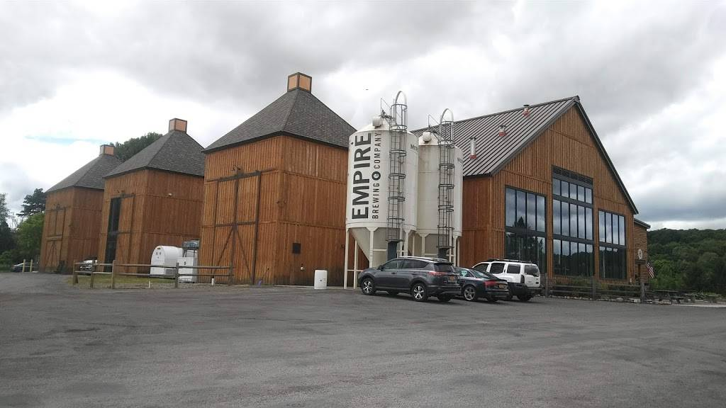 Empire Farm Brewery | restaurant | 33 Rippleton Rd, Cazenovia, NY 13035, USA | 3156552337 OR +1 315-655-2337