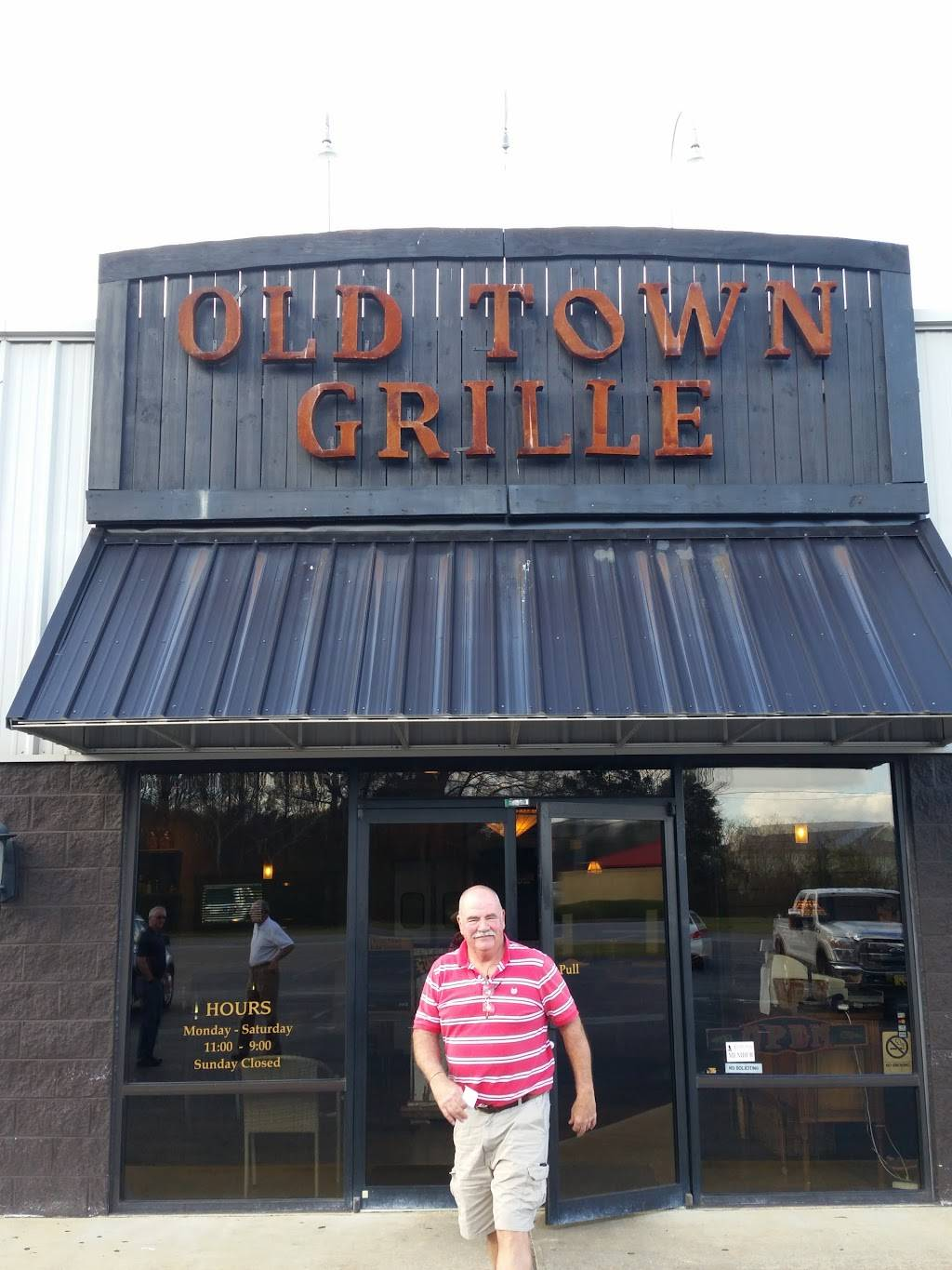 Old Town Grille | restaurant | 50 River Run Rd, Childersburg, AL 35044, USA | 2563785022 OR +1 256-378-5022