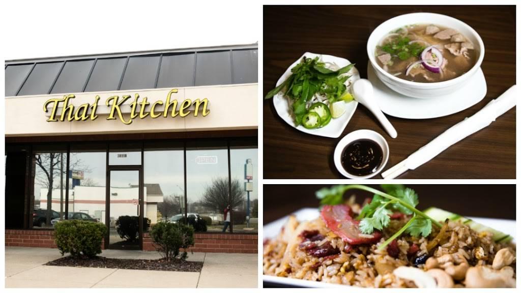 Viet Thai Kitchen Restaurant 3899b Veterans Memorial Pkwy St Peters Mo 63376 Usa