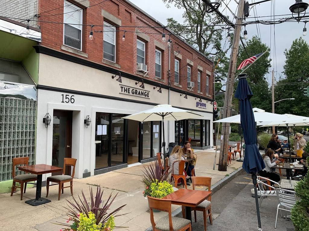The Grange | restaurant | 158 Larchmont Ave, Larchmont, NY 10538, USA | 9143411463 OR +1 914-341-1463