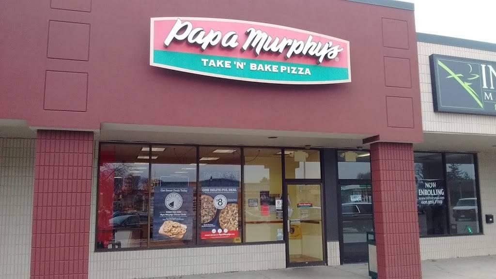 Papa Murphys Take N Bake Pizza | meal takeaway | 219 S Century Ave, Waunakee, WI 53597, USA | 6088509135 OR +1 608-850-9135