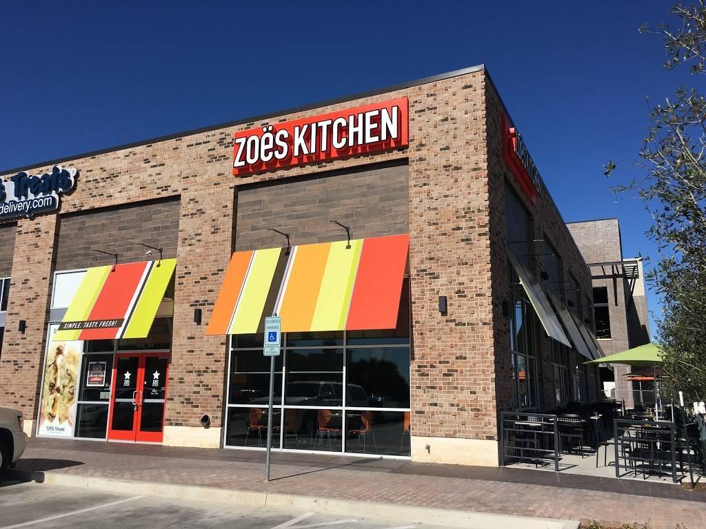 Zoes Kitchen Restaurant 1099 University Dr Suite 115 College Station Tx 77840 Usa