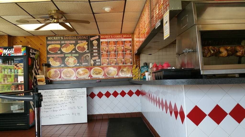 Mickeys Hot Dogs | restaurant | 6800 W 111th St, Worth, IL 60482, USA | 7083614055 OR +1 708-361-4055