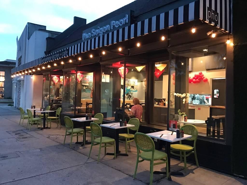 Pho Saigon Pearl | Los Angeles | cafe | 519 S Fairfax Ave, Los Angeles, CA 90036, USA | 3239308935 OR +1 323-930-8935
