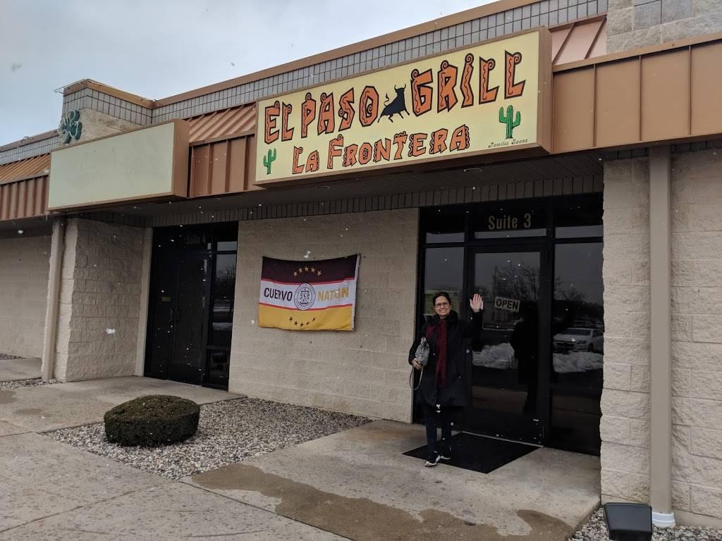 El Paso Grill Saginaw