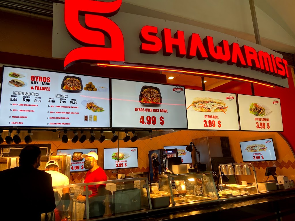 Shawarmist Inc   restaurant   1100 S Hayes St, Arlington, VA 22202, USA