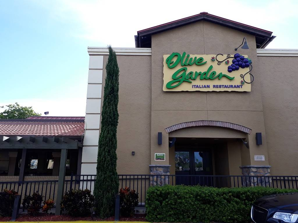 Olive Garden Italian Restaurant | meal takeaway | 4420 14th St W, Bradenton, FL 34207, USA | 9417562370 OR +1 941-756-2370